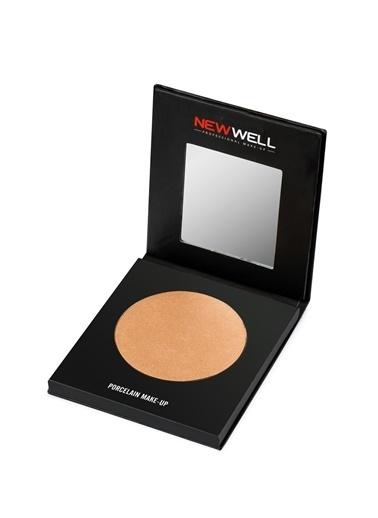 New Well New Well Açık Bronse Highlighter Pudra Renksiz